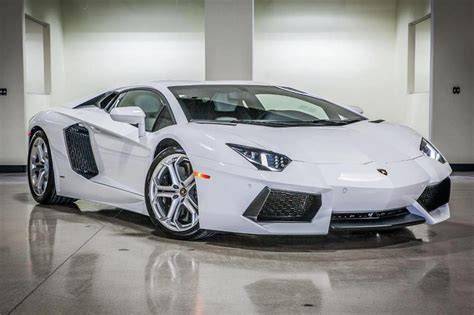 17 Best Images About White Lamborghinis On Pinterest