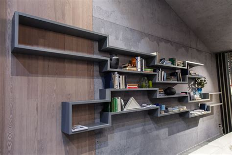 Individual Wall Shelves by Creative Uses And Ideas For Wall Mounted Shelves In Home Decor