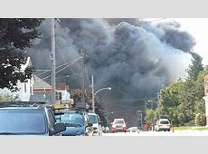 Markdale ice cream plant destroyed by fire CTV News Toronto