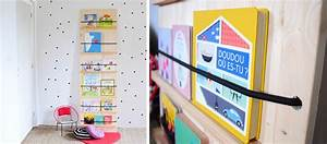 Presentoir Livre Enfant : diy pour fabriquer un pr sentoir livres rangement des ~ Teatrodelosmanantiales.com Idées de Décoration