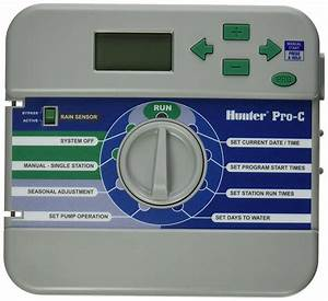 Hunter Irrigation Controller
