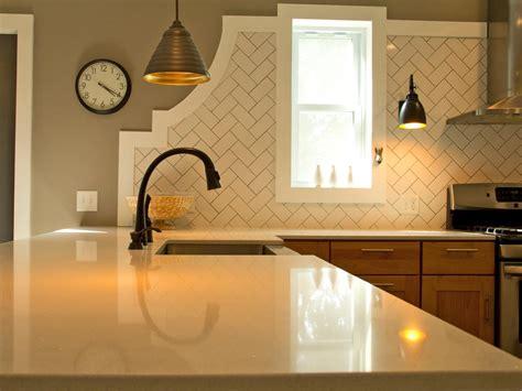30 Trendiest Kitchen Backsplash Materials Subway Tile