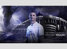 PES 2017 Cristiano Ronaldo Real Madrid StartingScreen by