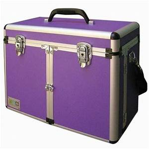 Shear Magic Grooming Tool Box  Purple