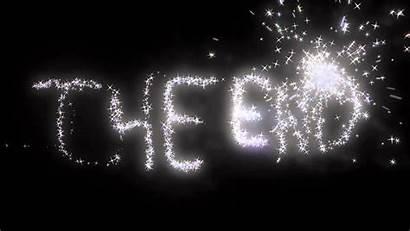 End Glitter Animation Clipart Stars Sparkle Clip