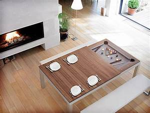 25 best ideas about pool table dining table on pinterest With amazing pool table dining table