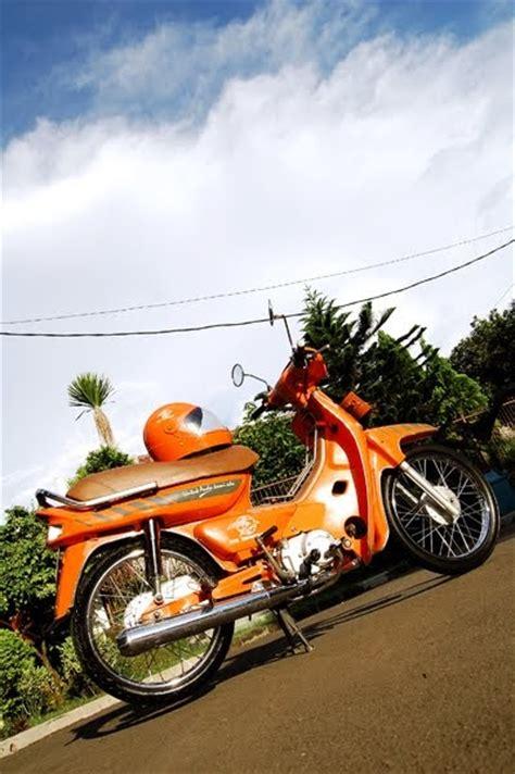Modifikasi Honda by Modifikasi Honda Legenda 2000 Modifikasi Motor Honda
