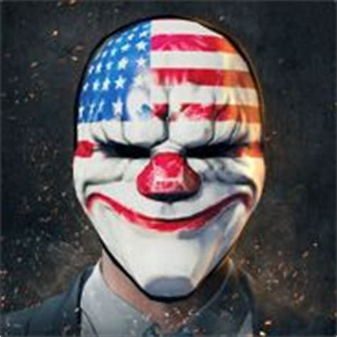 Payday 2 Halloween Masks by Dallas Payday Wiki