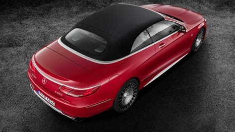 The behemoth luxury truck comes with a base sticker of $161k in 2021, less delivery fees, which bring the tally to $162k. Mercedes-Maybach S 650 Cabriolet
