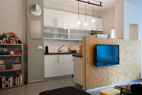 kitchen cabinets picture בתקציב מוגבל קטנה ומשופצת בתל אביב בניין ודיור 3168