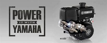 Yamaha Engine Engines Purpose Multi