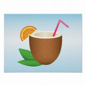 Coconut Drink - ClipArt Best
