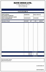 gst invoice format in excel word pdf and jpeg format no With gst invoice format in excel