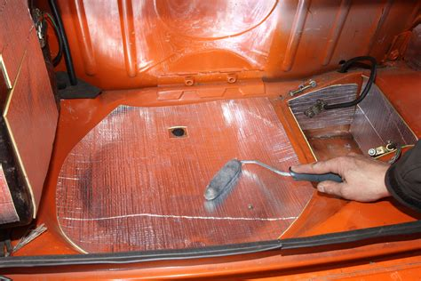 classic mini soundproofing kit nk group