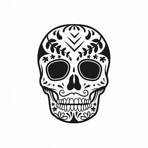 Crane Mexicain Dessin : tete de mort mexicain calavera tete de mort mexicaine 4 autocollants stickers tee shirt t te ~ Melissatoandfro.com Idées de Décoration