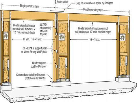 8x7 garage exceptional 2 car garage door size 13 2 car garage door