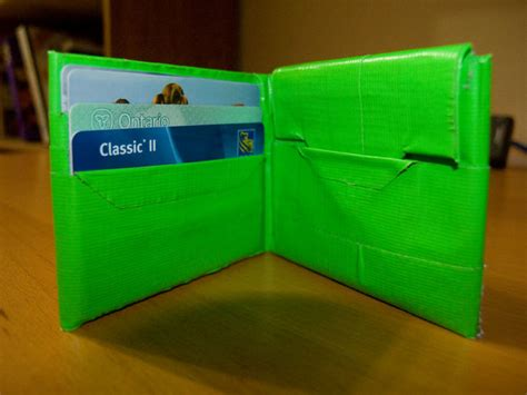 how to make a duct wallet 24 cool duct tape wallet diy instructions guide patterns