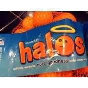 Halos California Mandarins Pure Goodness Sweet Seedless