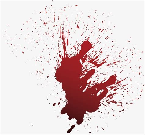 Bloodstain, Blood Drop, Stains Png And Vector For Free