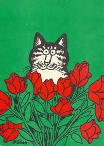 kliban cat vintage note cards b kliban cat 1979