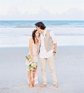 Eclectic Destination Beach Wedding: Mica + Gavin Green