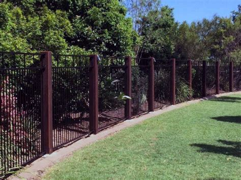 Home Design Ideas For Dogs by Top 60 Best Fence Ideas Canine Barrier Designs