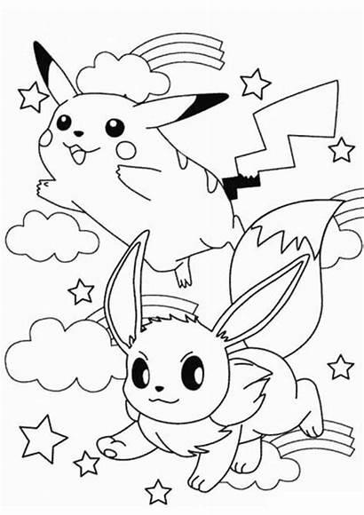 Ausmalbilder Pokemon Ausdrucken Zum
