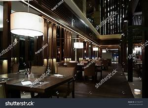 Restaurant Interior Stock Photo 527462071 - Shutterstock