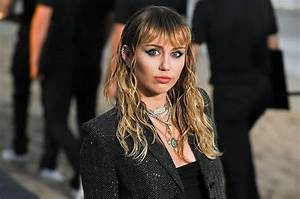 Miley Cyrus is radically changing her haircut for 2020 ...