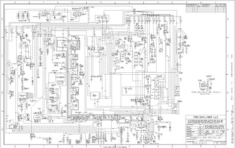Freightliner Fld120 Wiring Schematic by I 2003 Fl70 Freightliner And I Need A Wiring Diagram