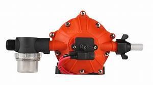 51-series Diaphragm Water Pumps - Seafresh Marine