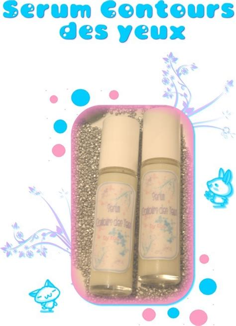 serum soin contours des yeux anti age anti poches anti fatigue by reo cosmetiques maison