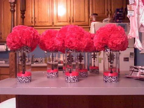 diy table decorations for wedding reception do it yourself reception centerpieces related posts for