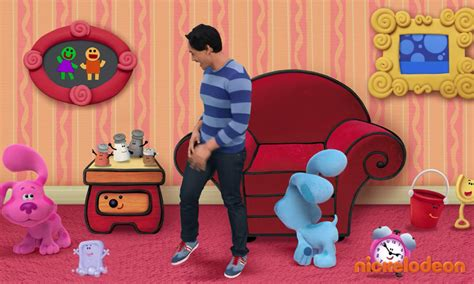 nick jr unleashes blues clues animation magazine