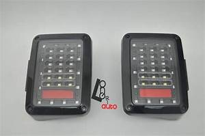 Buy Pair Led Brake Tail Lights Rear Turn Signal Reverse