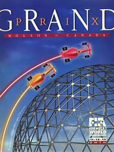 1993 Formula 1 World Championship Programmes