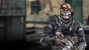 Call Of Duty Ghosts Merrick Special Character