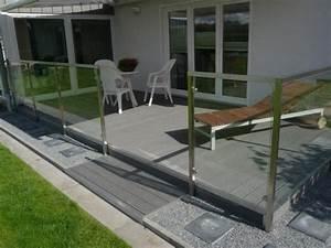 Wpc Terrassendielen Günstig : wpc terrassenbausatz set f r 40 qm wpc dielen zaun shop ~ Articles-book.com Haus und Dekorationen
