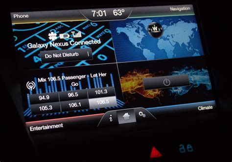 Ford Sync Wallpaper Size HD