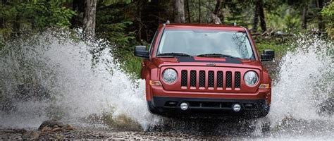 Quirk Chrysler Braintree by New Jeep Patriot Lease Offers Best Prices Near Boston Ma