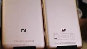 Xiaomi Redmi 3s Prime Vs Redmi Note 3 Comparison  With Video