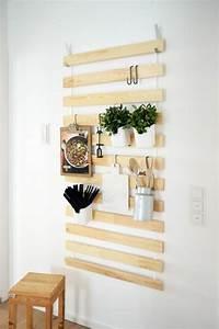 Etagere Murale Pour Cuisine : le rangement mural comment organiser bien la cuisine ~ Dailycaller-alerts.com Idées de Décoration