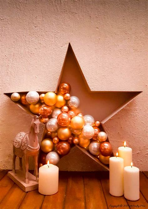 diy christmas star decorations  arent ornaments