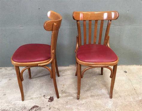 ensemble 22 chaises bistrot style baumann