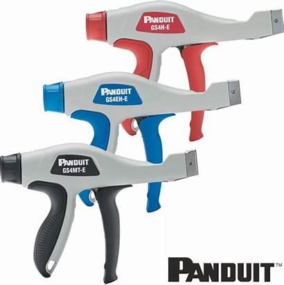 Tools Cable Ergonomic Panduit Tie Installation