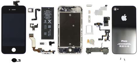 iphone 4 parts repair guides