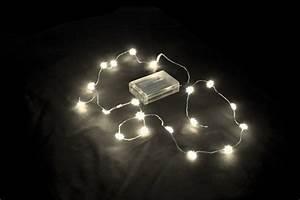 Guirlande Led Pile : guirlande led piles lafeteagogo achat et vente guirlande lumineuse piles pas cher ~ Teatrodelosmanantiales.com Idées de Décoration