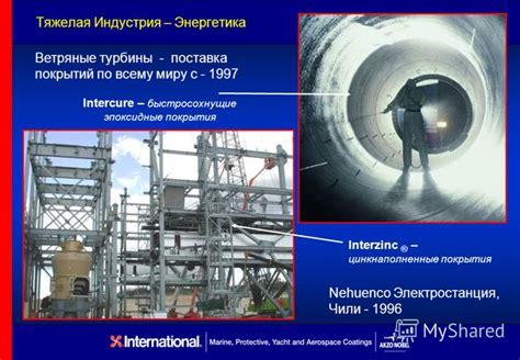 Презентация новой ветряной турбины