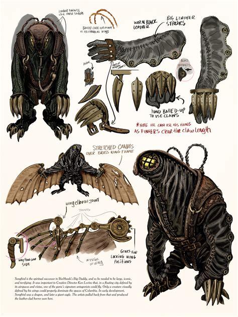 The Art Of Bioshock Infinite By Bioshockfanatics On Deviantart
