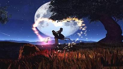Romantic Moon Magic Quotes Magical Desktop Wallpapers